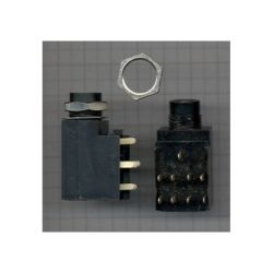 Gniazdo Jack 6,3mm GSMJ 5.A.1